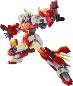Bandai Robot Damashii Extreme Gundam from Mobile Suit Extreme Gundam VS Video Game