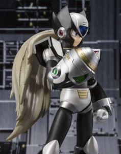 D-Arts Zero Black Version with Blaster Arm Bandai Figure