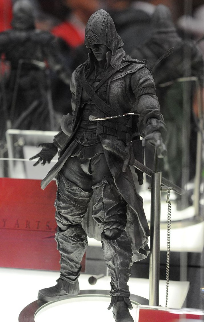 Assassin's Creed Play Arts Kai Connor & Edward Photos ...