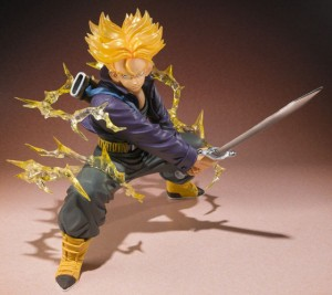 Super Saiyan Trunks Figuarts Zero Dragonball Z Figure