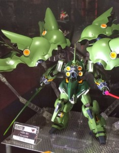 Bandai Robot Spirits Kshatriya SIDE MS Figure 2014