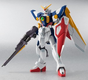 Robot Damashii Wing Gundam SIDE MS 2014 Figure