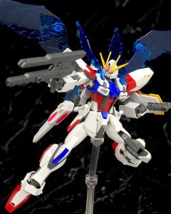 Gundam Build Fighters HGBF Star Build Strike Plavsky Wing Model Kit