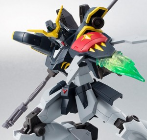 Robot Damashii Gundam Wing Deathscythe Gundam Figure Close-Up