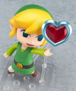 Nendoroid Zelda Wind Waker Link Figure with Heart Container 2014