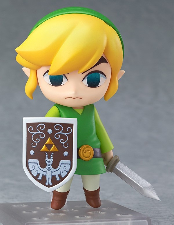 Nendoroid Wind Waker Link Figure Photos & Order Info ...