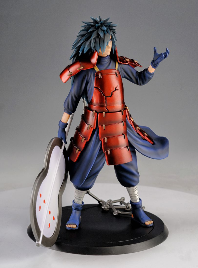 Naruto Madara Uchiha Figure DXTra Statue Revealed & Photos