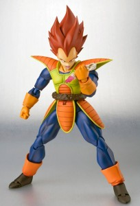 DBZ SH Figuarts Vegeta Original Colors Exclusive Figure