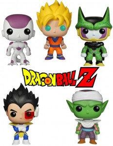 Funko Dragonball Z POP Vinyls Figures