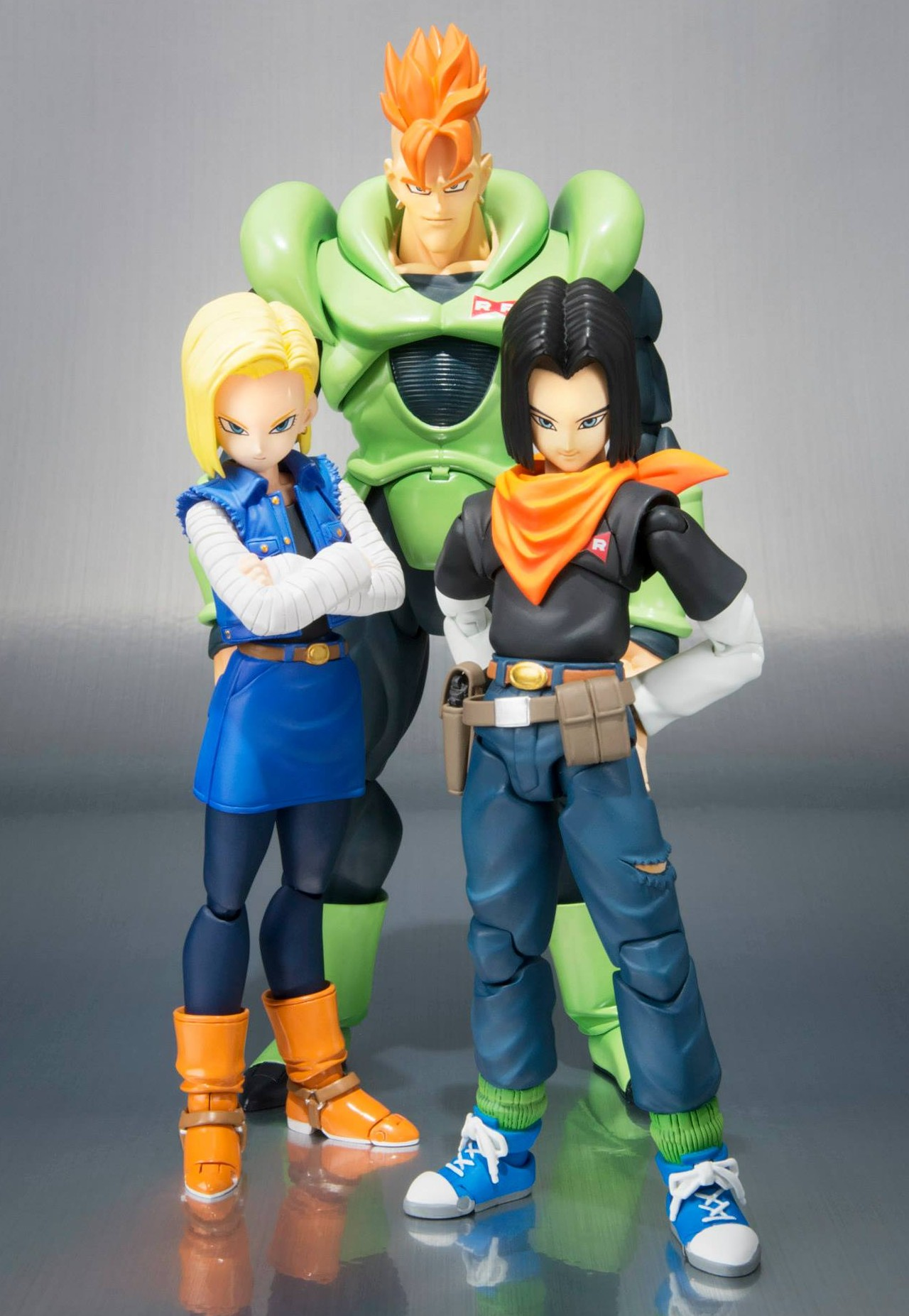 Dragon Ball Toys : Android s h figuarts dragonball figures toys