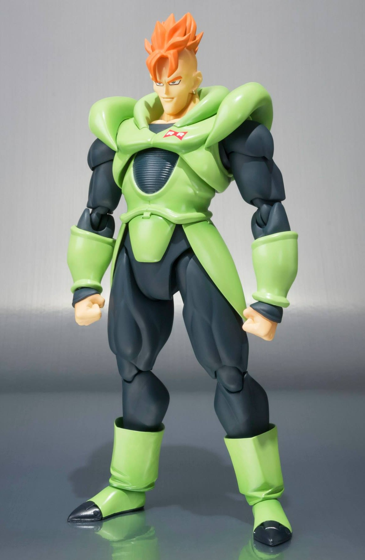Dragon Ball Z Toys : Dragonball z sh figuarts android figure up for order