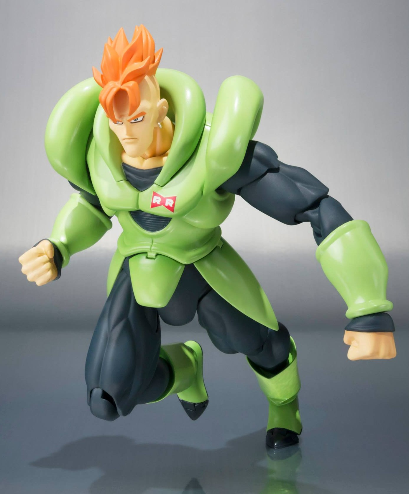 Dragon Ball Toys : Dragonball z sh figuarts android figure up for order