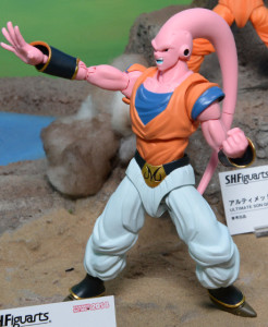 Majin Buu Figuarts Action Figure Bandai 2015 Dragon Ball Z