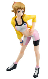 MegaHouse Gundam Girls Generation Hoshino Statue July 2015