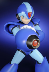 X-Plus Gigantic Series Megaman X Figure Revealed Up for Order