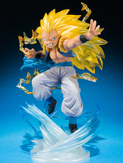 Gotenks Bandai Figuarts Zero Exclusive Figure