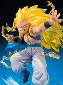 Super Saiyan 3 Gotenks Figuarts Zero Dragon Ball Z Figure