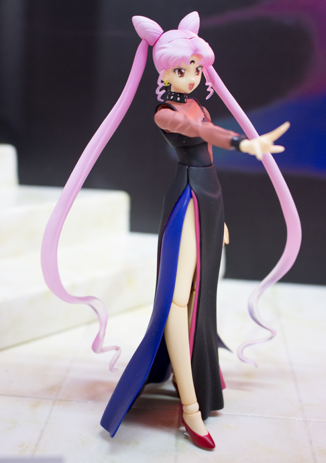 Sailor Moon SH Figuarts Black Lady Figure Bandai 2016