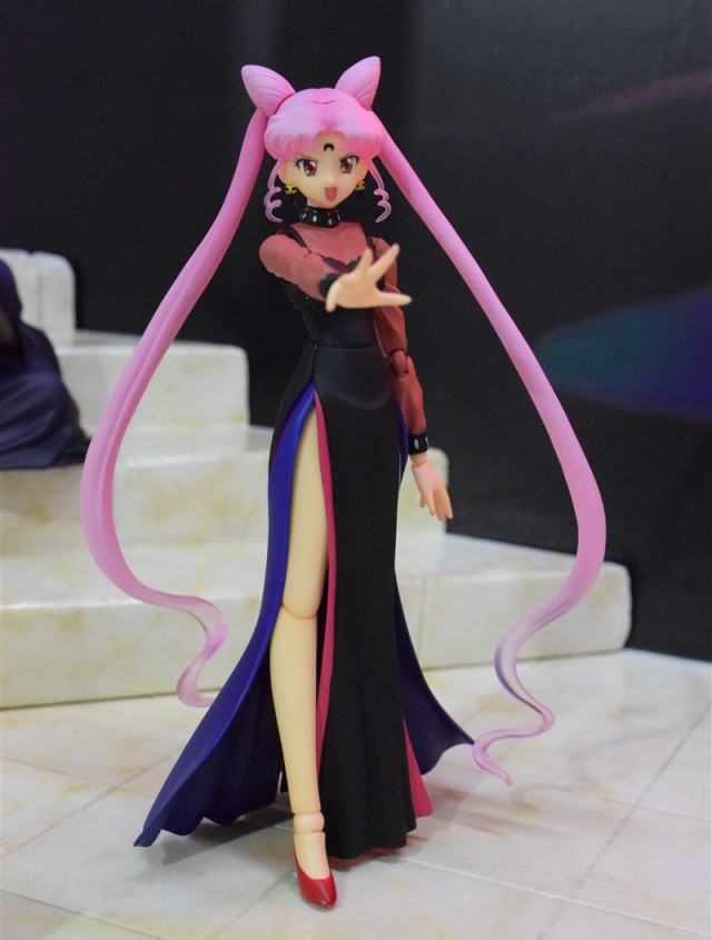 Tamashii Nation 2015 Sailor Moon SH Figuarts Black Lady Figure
