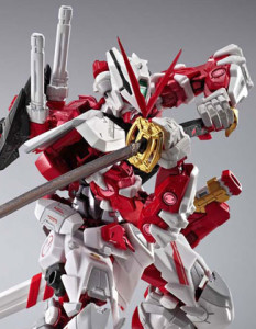Metal Build Bandai Red Astray Gundam Up for Order